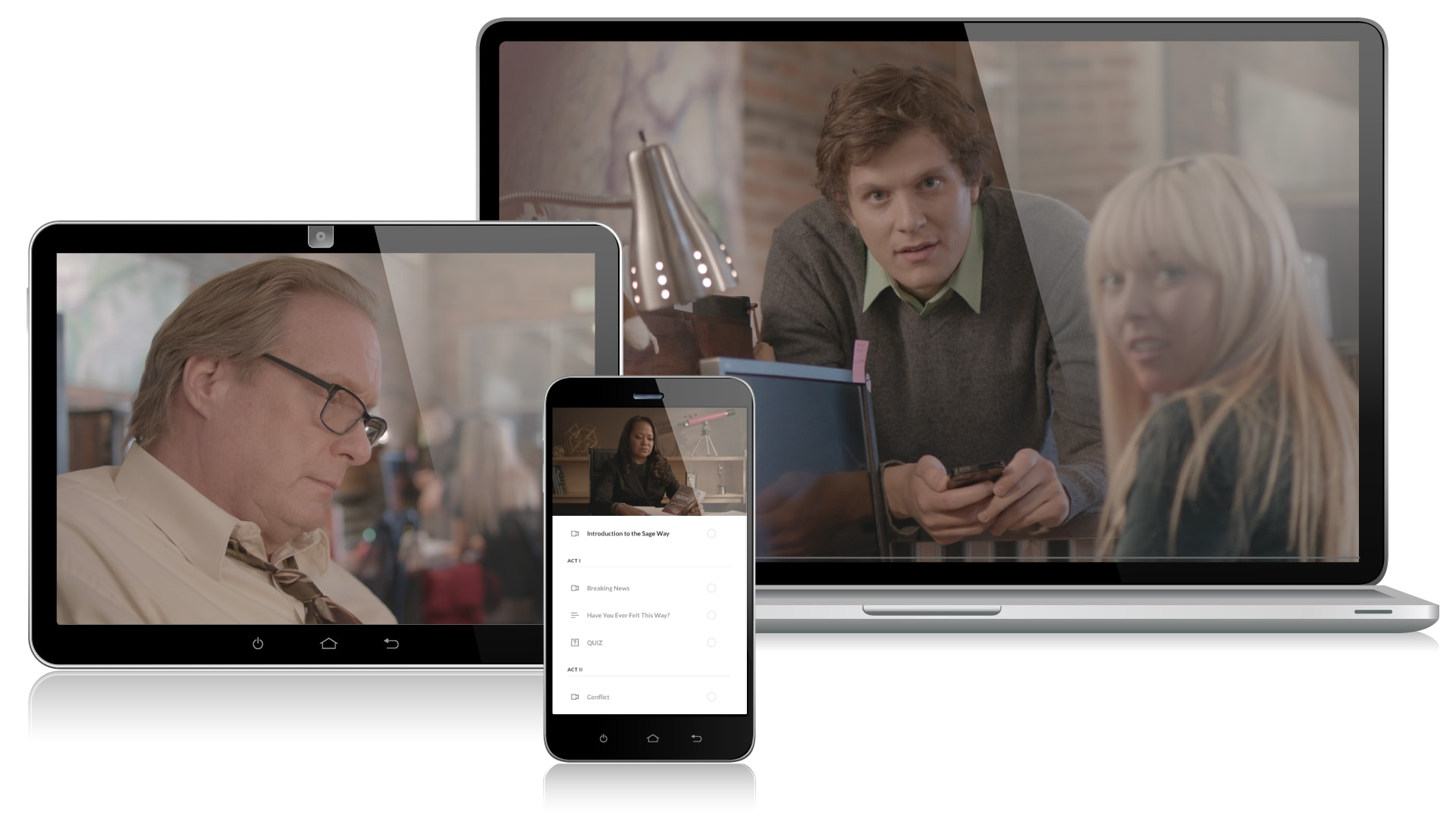 Online Video Training For Any Device