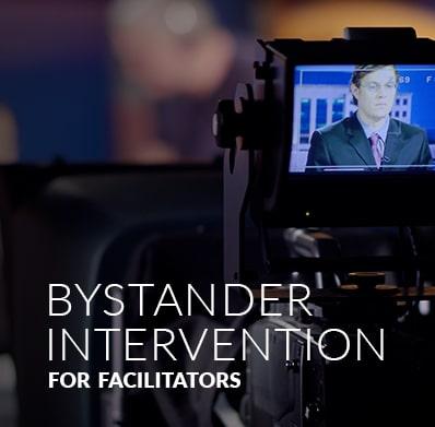 facilitator bystander intervention