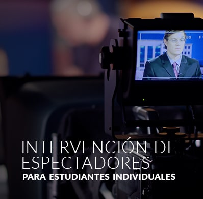 Spanish Version of the Bystander Intervention Course